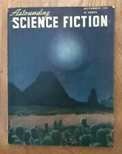 ASTOUNDING SCIENCE FICTION  SEPTEMBER 1948  ARTHUR C CLARK  JOHN D MACDONALD