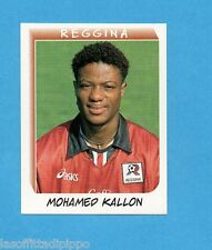 PANINI CALCIATORI 2000- Figurina n.311- KALLON - REGGINA -NEW