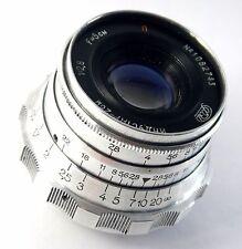 Lens INDUSTAR 26-m, I-26m 2.8/52 USSR M39  good condition