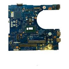 Dell Inspiron 15 5558 14 5458 17 5758 Motherboard Main Board i3 1.9ghz 27c5f