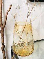 Vase Windlicht Modern Glas zweifarbig
