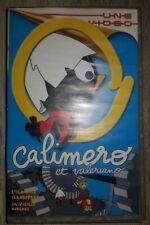CALIMERO ET VALERIANO echappee flamboyante et la vieille horloge VHS Cassette