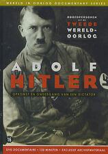 Adolf Hitler : opkomst en ondergang van een dictator (DVD)