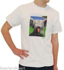 Alex Katz 'Sunny #4', 1971 Artist Dog T-Shirt Xl Men's / Unisex Skye Terrier Nwt
