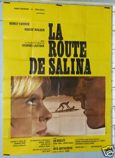 LA ROUTE DE SALINA MIMSY FARMER ROBERT WALKER RITA HAYWORTH DE GEORGES LAUTNER