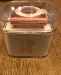 NEW APPLE IPOD SHUFFLE 2GB MD774LL/A MODEL A1373 4th GENERATION