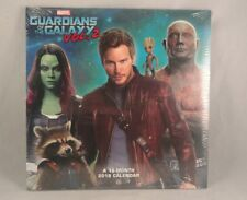 Exclusive Guardians of the Galaxy Vol. 2 - 16 Month 2018 Calendar (Loot Crate)