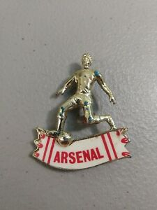 Vintage Arsenal Soccer Metal Pin