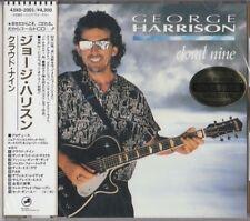 George Harrison – Cloud Nine (1987) JAPAN 24K GOLD CD #43XD-2001 The Beatles
