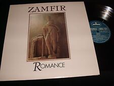 ZAMFIR<>ROMANCE<>Lp VINYL~Canada  Pressing ~POLYGRAM SRM-1-4070