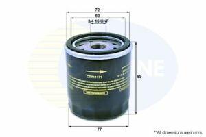 FOR TOYOTA PREVIA/ESTIMA 2.4 L COMLINE ENGINE OIL FILTER CTY11171