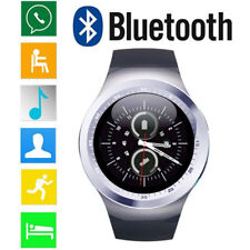 Touch Screen Bluetooth Smart Watch For Men Women Boys Android Samsung LG In USA
