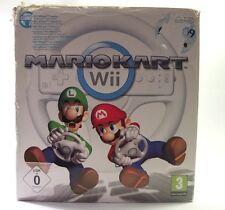 Mario Kart (Nintendo Wii, 2008) CON RUOTA BIG BOX GIOCO