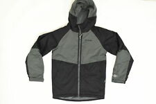 Men's YOUTH Columbia Interchange Omni Heat Jacket Hooded Softshell Windbreaker R