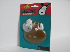 SNOOPY PEANUTS CHARLIE BROWN KURT ADLER CHRISTMAS ORNAMENT SPORTS SERIES 2000