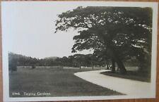 BRITISH EMPIRE EXHIBITION 1924 MALAYA PAVILION TAIPING GARDENS PHOTO CARD