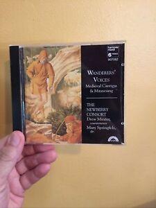 Wanderers' Voices (CD, Jan-1994, Harmonia Mundi (Distributor))