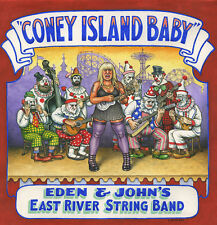 Eden & John's East River String Band - Coney Island Baby 2-LP SET NEW w/ POSTER