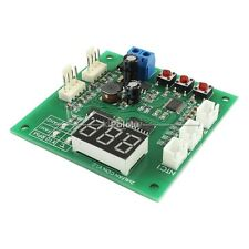 Fan Thermostat Governor 2-Way 4-Wire PWM 12V/24V/48V Temperature Speed LED