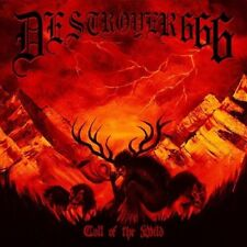 DESTROYER 666 - CALL OF THE WILD (DIGIPAK)   CD SINGLE NEW!