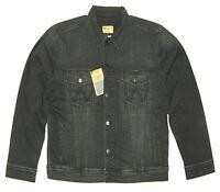 Wrangler Hombre Cazadora Vaquera Tamaño XXL- 2XL Black / Negro 1.wahl W4485266f