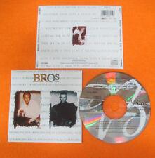 CD BROS Changing Faces 1991 Europe COLUMBIA 468817 2 no lp dvd mc vhs (CS21)