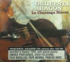 CD ORQUESTA ARAGON - la charanga eterna, dans emballage d'origine