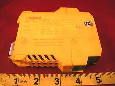 Phoenix 2900509 Safety Relay PSR-SCP-24UC/ESAM4/3X1/1X2/B 29 00 50 9 New Nnb