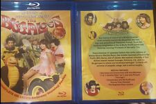 BUGALOOS ULTRA RARE DELETED  BLURAY SID & MARTY KROFFT THE COMPLETE SERIES DVD