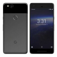 "Google Pixel 2 XL GA00125-EU Schwarz Just Black 64GB Ohne Simlock 6"" NEU + OVP"