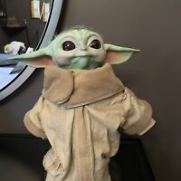 Same Day Shipping Sideshow The Child Life-Size Figure Star Wars Mandalorian