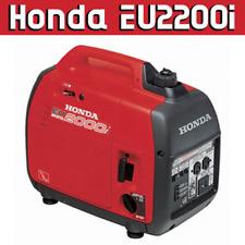Honda EU2200i 2200-W Companion Portable Inverter Generator with CO-Minder Honda