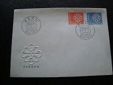 SUISSE - enveloppe 22/6/1959 (europa) (cy71) switzerland