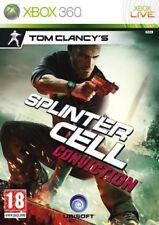 Tom Clancy's Splinter Cell: Conviction (Microsoft Xbox 360, 2010)