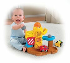 Fisher Price Lil Zoomers Fun Sounds Contruction W2047 NEW
