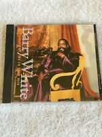 """Barry White """"Put Me in Your Mix"""" [Very Rare] [OOP]. Brand New Factory Sealed CD"""