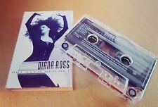 DIANA ROSS / NOT OVER YOU YET /  UK  CASSETTE 3 TRACKS  / EMO 1999