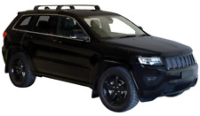 Whispbar Roof Racks SILVER FLUSH Bars - Jeep Grand Cherokee SRT-8/Blackhawk