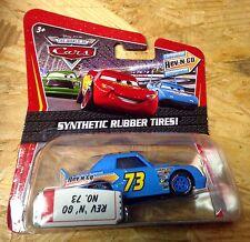 REV 'N' GO kmart exclusive ERROR rubber tires NEW disney pixar cars woc #73