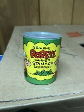 1979 King Features Syndicate Spinach Can Surprise Bendable Popeye And Olive