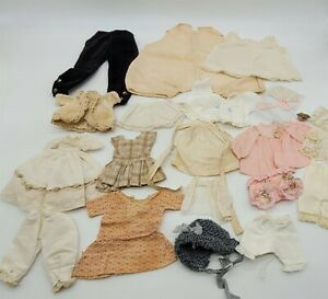 ThriftCHI ~ Vintage Doll Clothing Dresses & Other