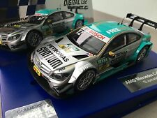 """Carrera Digital 132 30742 AMG Mercedes C-Coupé DTM """"D. Juncadella No. 12"""" OVP"""