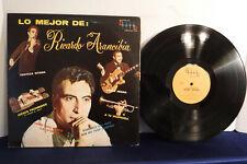 Lo Mejor De Ricardo Arancibia, AUTOGRAPHED, Discos De America DA 1034, Latin