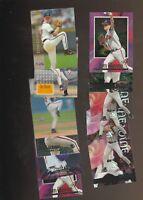 Tom Glavine Baseball Card Lot Fleer Topps HD Donruss Braves Lot of 19