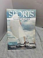 Sports Illustrated June 13 1955 Windigo Sailboat Yeti Chicago Cubs