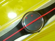 Swatch ROSSO SUR BLACKOUT by FELICE VARINI in NEU & OVP - GZ119
