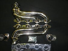 CHEVROLET / HOLDEN LS1 POLISHED STAINLESS UNIVERSAL ENGINE SWAP HEADERS ( 084 )