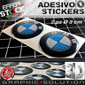 Adhesivo/Etiqueta Engomada BMW 3D Logo Resina R1200gs S1000rr X Z 1 2 3 4 5 6