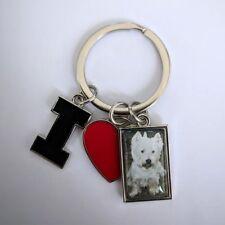 Hundemarke Schlüsselanhänger Herz Fotogeschenk mit eigener Textgravur