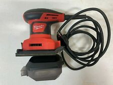 Milwaukee 6033-21 3 Amp 1/4 Sheet Corded Palm Sander - USED